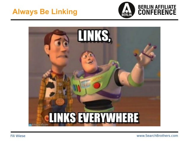 Always Be Linking