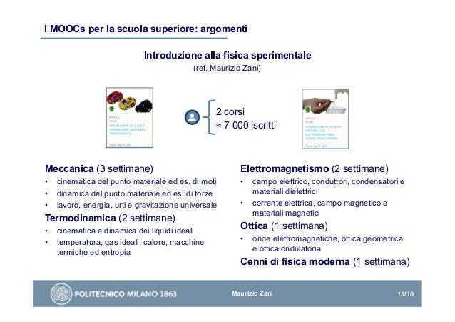 61179fd2f23 I MOOCs del Politecnico di Milano per le scuole superiori