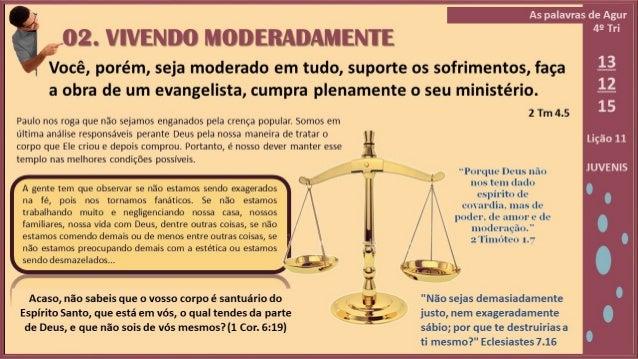 2015-12-13 - Licao 11 - 4 Trimestre 2015 - Juvenis - As palavras de Agur