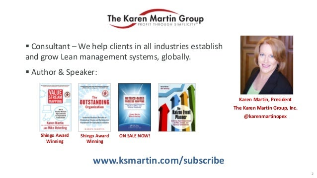 After the Webinar… 3 • Please provide feedback • Materials: www.slideshare.net/karenmartingroup • Recorded webinars: • www...