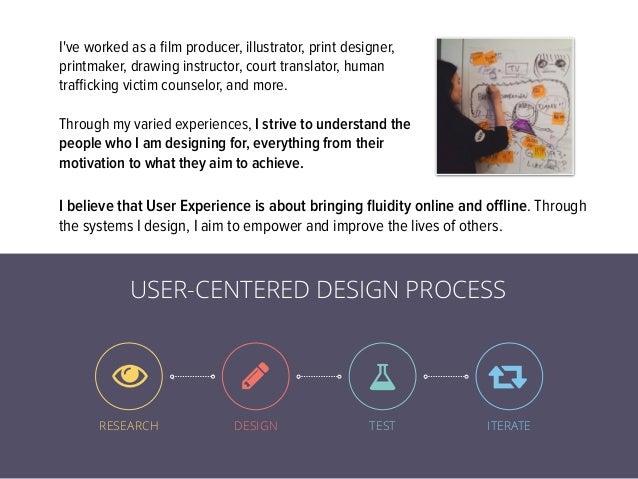 Carolyn Jao UX Design Portfolio