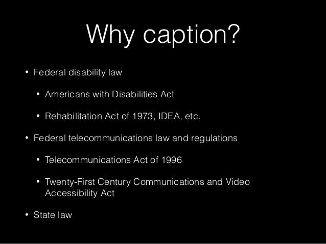 how copyright law and fair use impact third party captioning