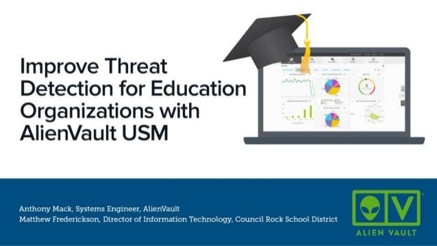 To simplify how organizations detect and mitigate threats Enable organizations to benefit from the power of crowd-sourced ...