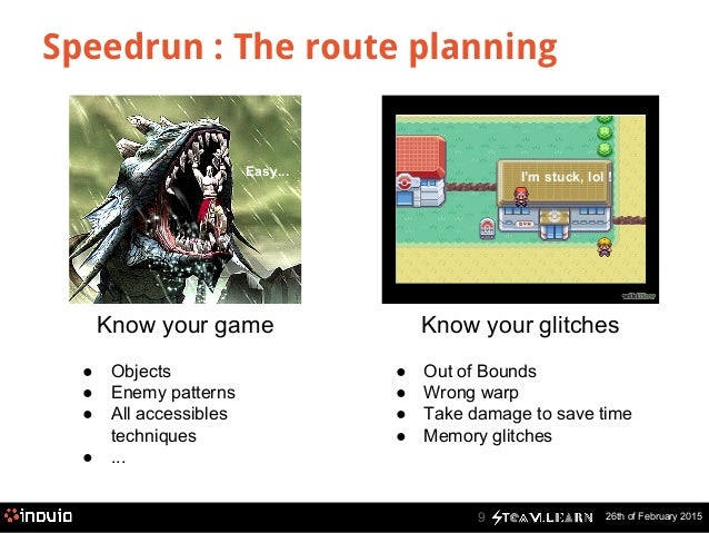 Steam Learn: Speedrun et TAS