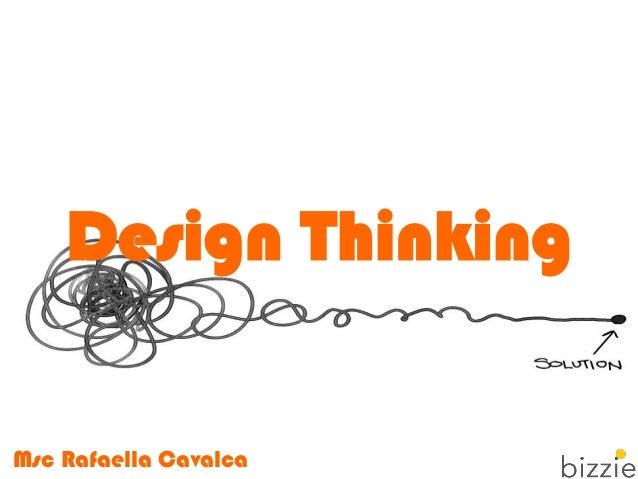 Design Thinking Msc Rafaella Cavalca