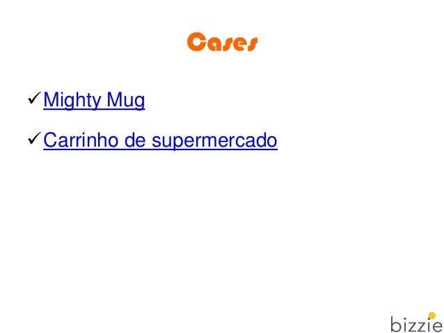 Cases Mighty Mug Carrinho de supermercado