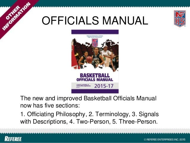 2015 16 nfhs nchsaa basketball rules emphasis changes rh slideshare net Basketball's NFHS Approved Basketball's NFHS Approved