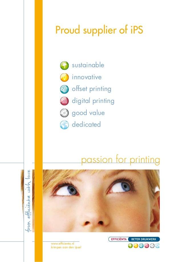 Krimpen aan den IJssel mooi op papierpassion for printing sustainable innovative offset printing digital printing good val...