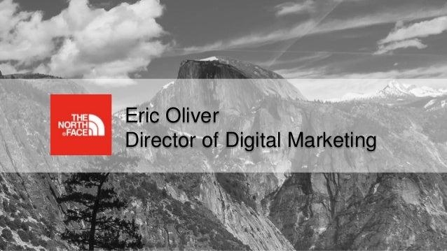 Eric Oliver Director of Digital Marketing