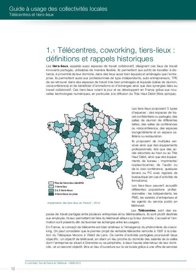 éditorial 13 De quoi parle t-on ? RAPPEL DES NOTIONS CLéS de proximité à destination des entreprises du district et de la ...