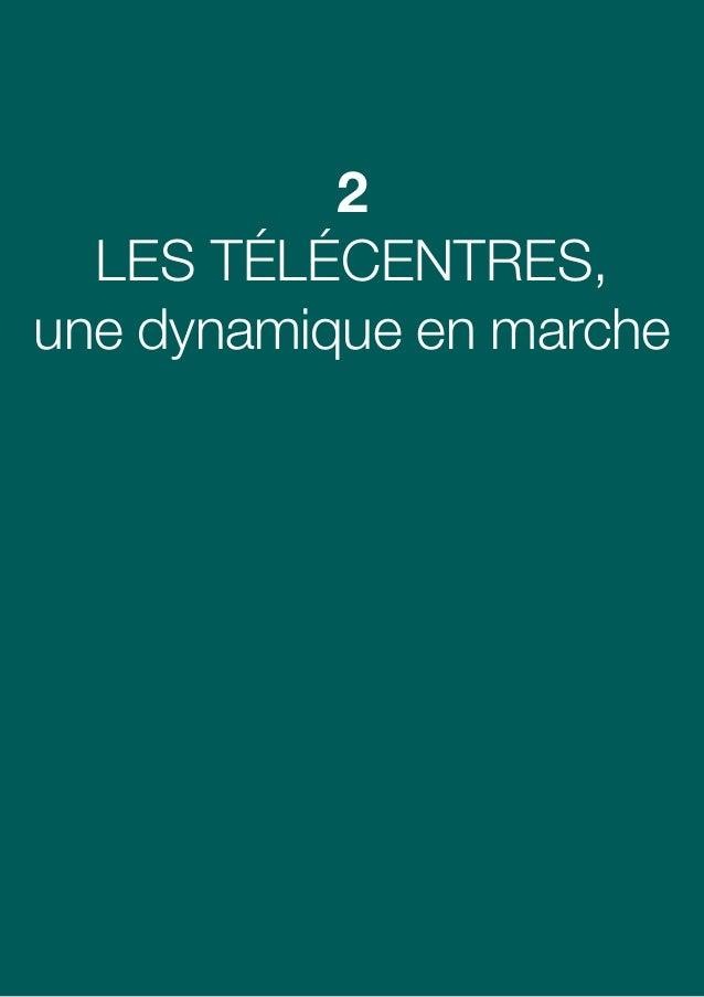 1818 Guide à usage des collectivités locales Télécentres et tiers-lieux Les télécentres sont une solution innovante. Ils r...