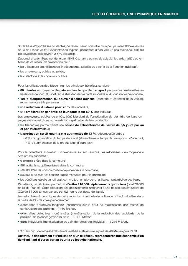 2222 Guide à usage des collectivités locales Télécentres et tiers-lieux 22 Crédit photo : @IT77 - Y. Piriou - Digital Vill...