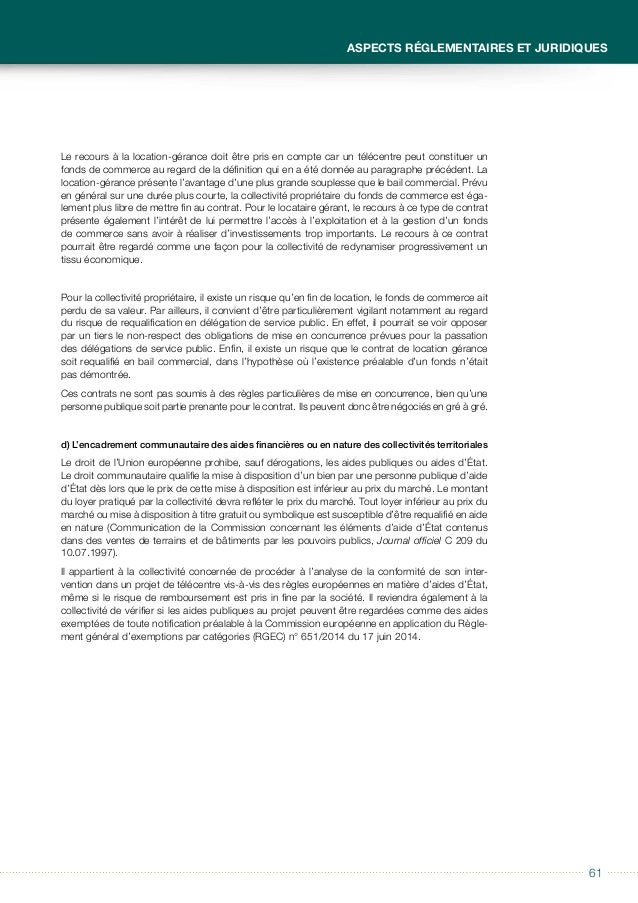 Télécentres & Tiers-Lieux : Guide à usage des collectivités locales