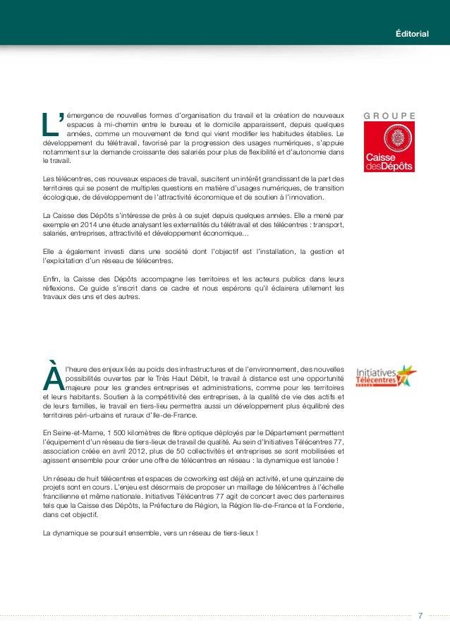 8 Contexte et objectifs poursuivis à travers ce guide Avec seulement 10% de télétravailleurs, la France accuse un retard ...