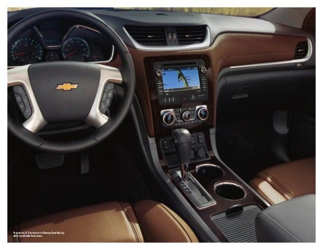 2015 Chevrolet Traverse Near Omaha