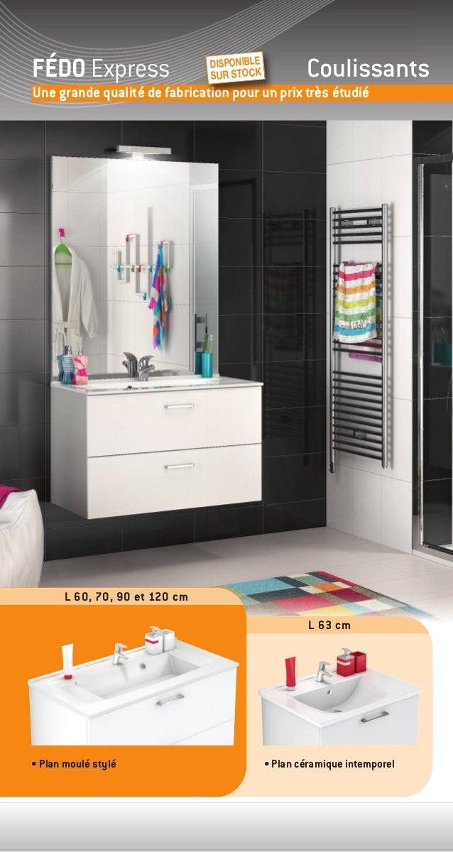 2015 catalogue meubles de salle de bains urbanpro de delpha. Black Bedroom Furniture Sets. Home Design Ideas