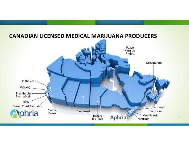 how to become a producer for medical marijuana in canada