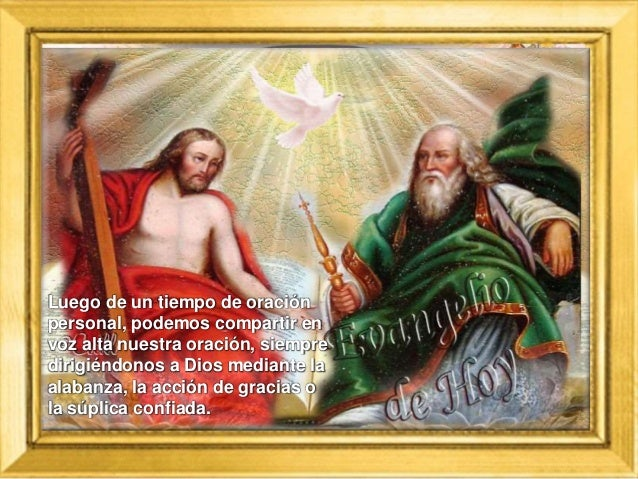 La palabra del Señor hizo el cielo, el aliento de su boca, sus ejércitos, porque él lo dijo, y existió, él lo mandó, y sur...