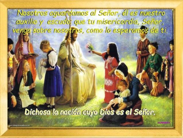 Un medio para practicar este respeto cordial, es representarme con frecuencia a las tres personas de la santísima Trinidad...