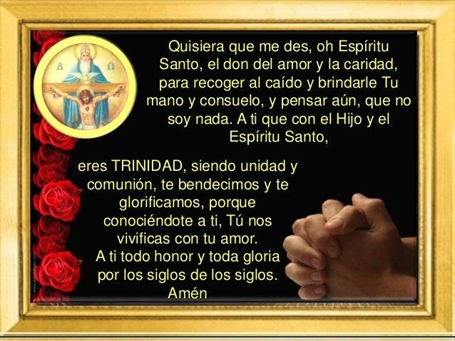 Festividad de la Santísima Trinidad 2015