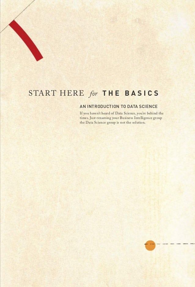 27Start Here for the Basics 27Start Here for the Basics What is Different Now? For 20 years IT systems were built the same...