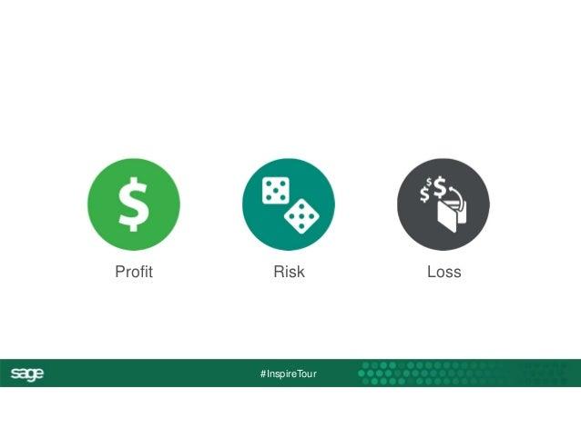 Profit Risk Loss  #InspireTour