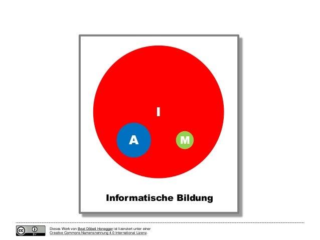 Dieses Werk von Beat Döbeli Honegger ist lizenziert unter einer Creative Commons Namensnennung 4.0 International Lizenz. A...