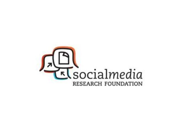 "Social Media Analytics: how to ""think link"" A project from the Social Media Research Foundation: http://www.smrfoundation...."