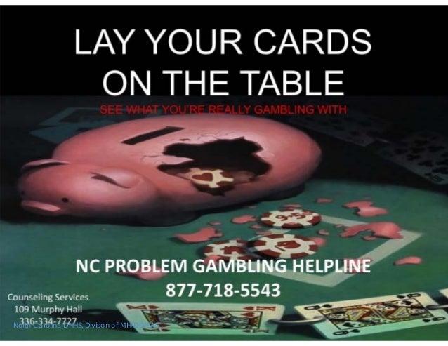 Gambling problem posters gambler duz it