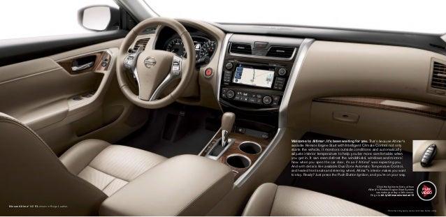 Nissan Altima® ...