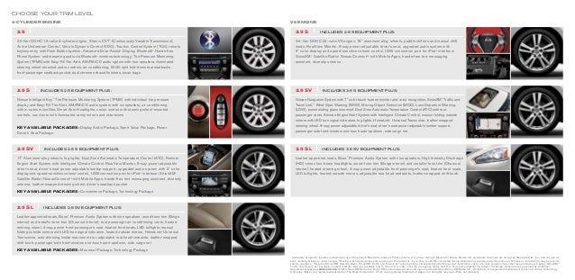 Neil Huffman Nissan >> 2015 Nissan Altima Brochure Neil Huffman Nissan