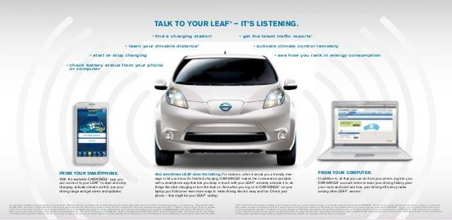 Nissan Leaf Electric Car Savings Calculator | Autos Post