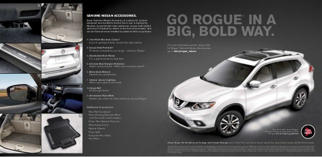 2015 Nissan Rogue Brochure | New Rochelle Area Nissan Dealer