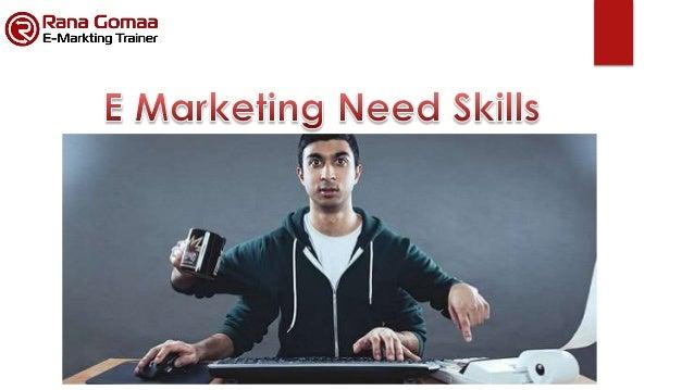 E-Marketing Specialist - Seminar