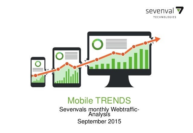 SEVENVAL DEVICE TRENDS Mobile TRENDS Sevenvals monthly Webtraffic- Analysis September 2015
