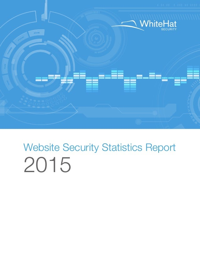 Website Security Statistics Report 2015