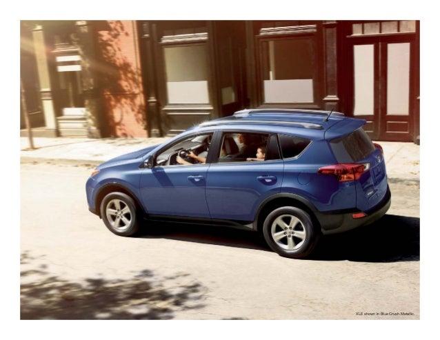 Haley Toyota Roanoke >> 2015 Toyota RAV4 Brochure - Haley Toyota Roanoke