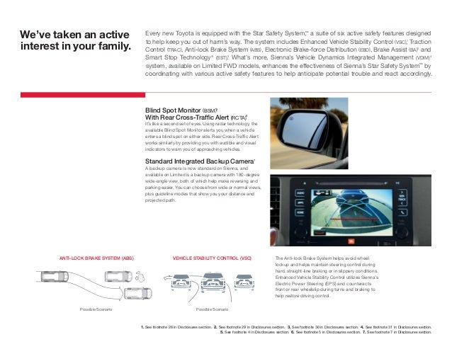 Haley Toyota Roanoke >> 2015 Toyota Sienna Brochure - Haley Toyota Roanoke