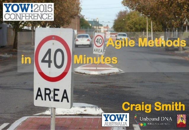 Agile Methods Craig Smith Minutesin