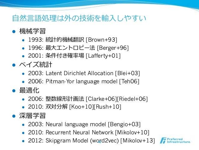 2. ! 2012/3: Google Hinton DNNresearch ! 2012/4: Baidu Institute of Deep Learning ! 2012/8, 10: Yahoo! IQ Engines LookF...