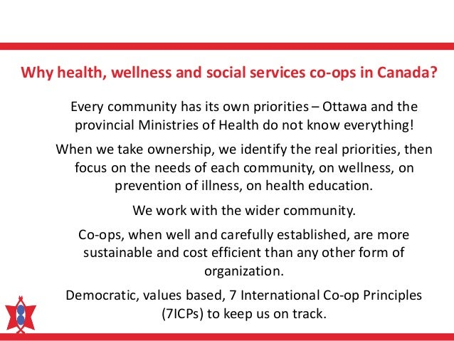 Health Care Ministries In Canada