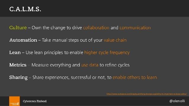 Fostering DevOps Culture at DevOps Finland & HelsinkiJS meetup    Slide 2