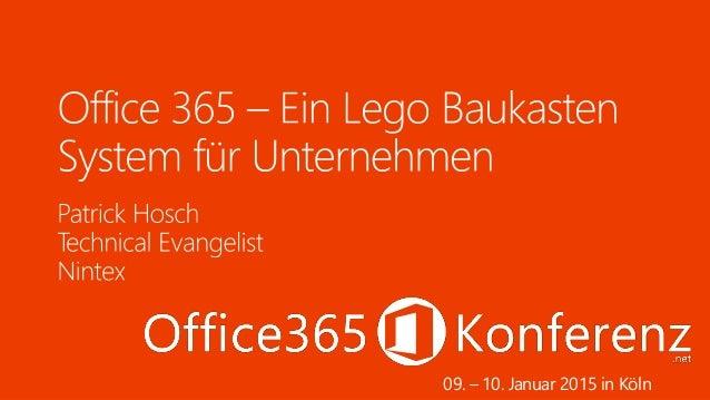 09. – 10. Januar 2015 in Köln