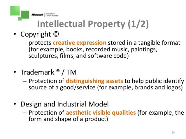 Why Should You Care About Intellectual Property