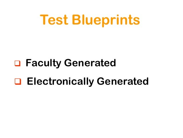 Creating tests that measure critical thinking in nursing education discrimination data 22 22 test blueprints q faculty generated malvernweather Image collections