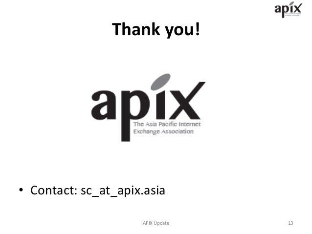 APIX Report