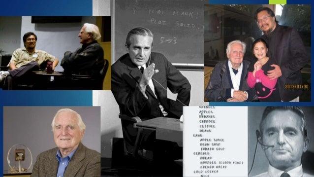Douglas Carl Engelbart - for NextNow - 2015 March 14, San Francisco Slide 3