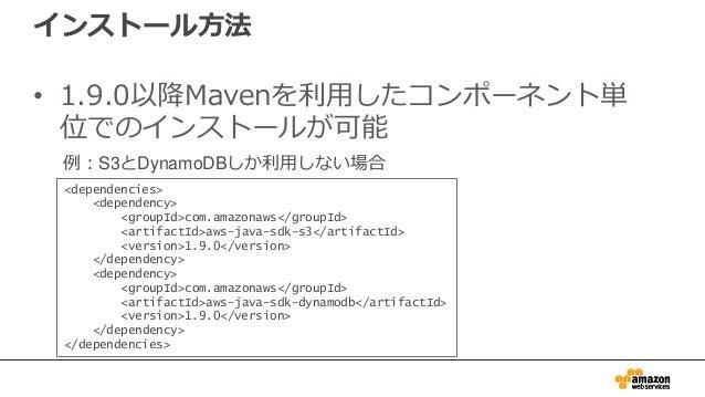 AWS SDK for .NET