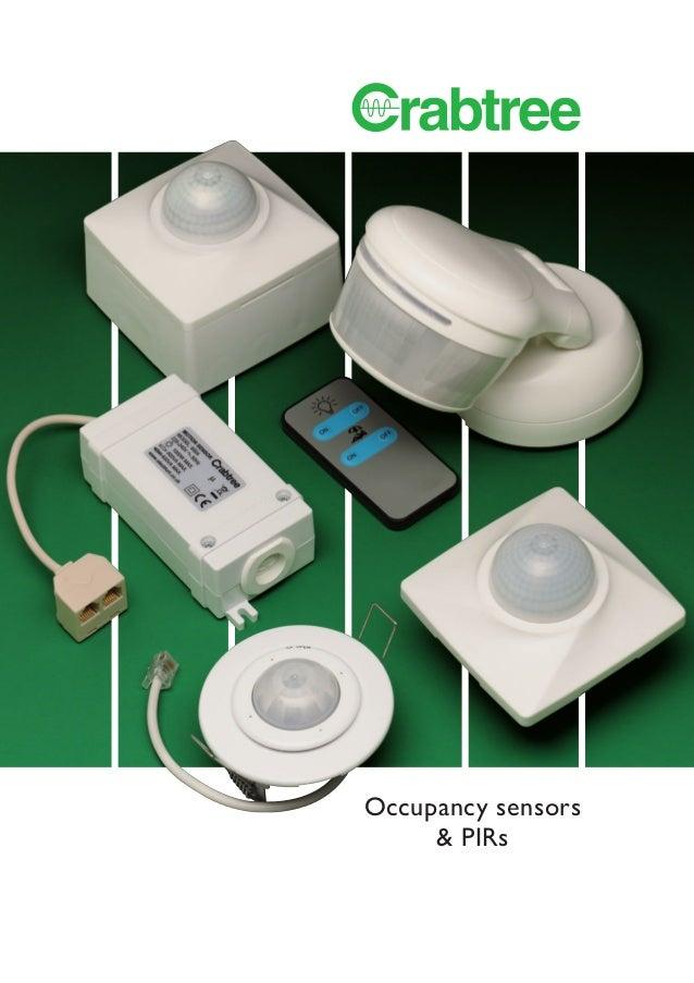 Crabtree occupancy sensors sciox Gallery