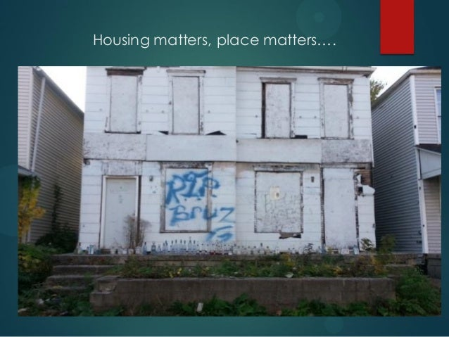 Place, Housing & Opportunity: Fair Housing for Supporting Thriving Families and Communities Slide 3